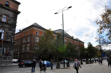 Sede della Presidenza tripartita a Sarajevo (foto me5otron)