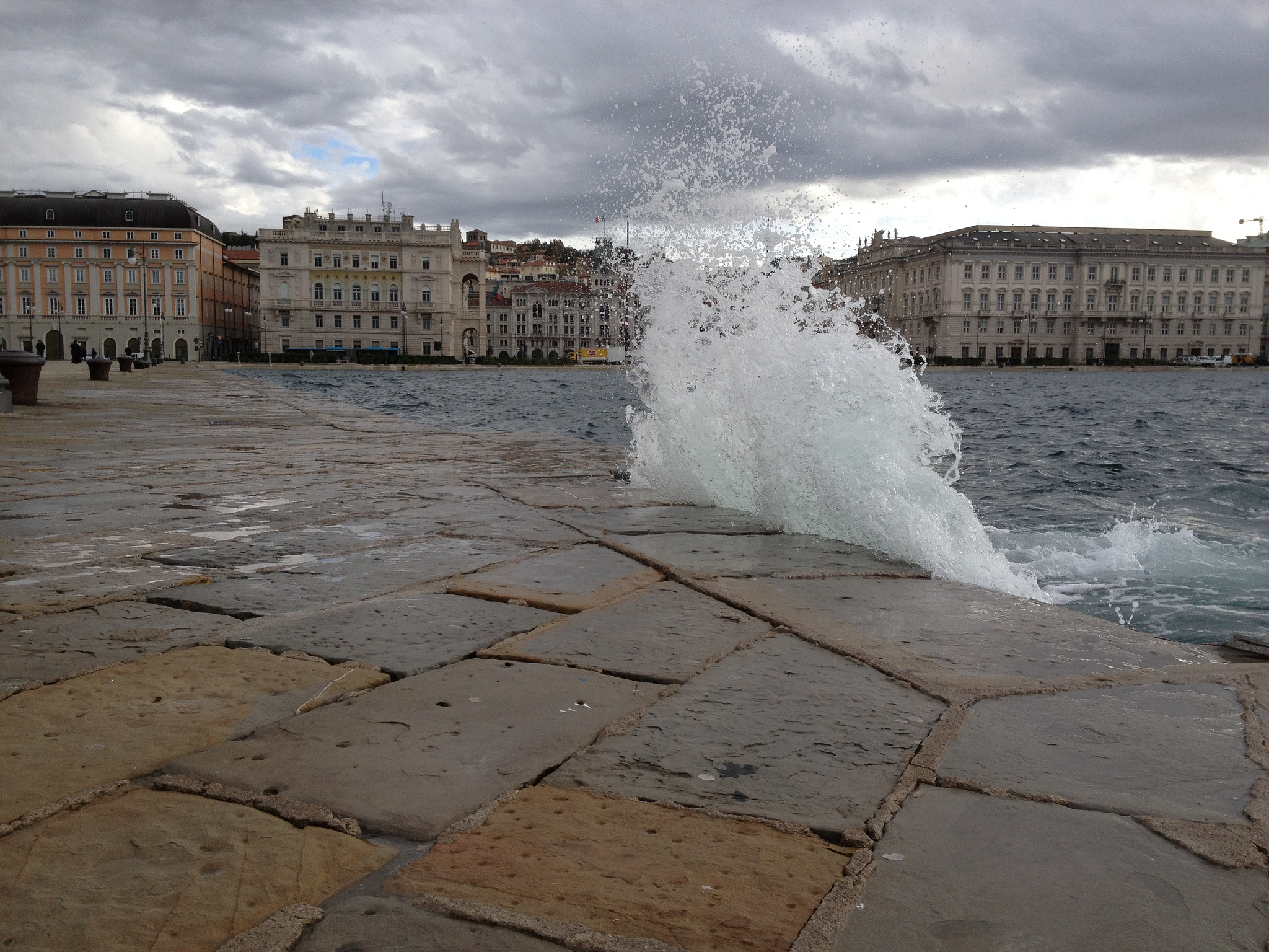 Molo audace a Trieste - Xenja Santarelli/flickr