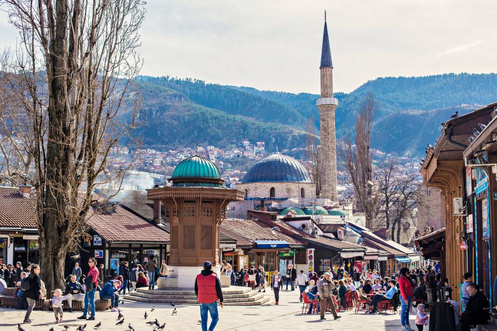 Sarajevo (© Sun_Shine/Shutterstock)