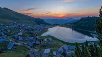 Il lago di Prokoško - © lepir/Shutterstock