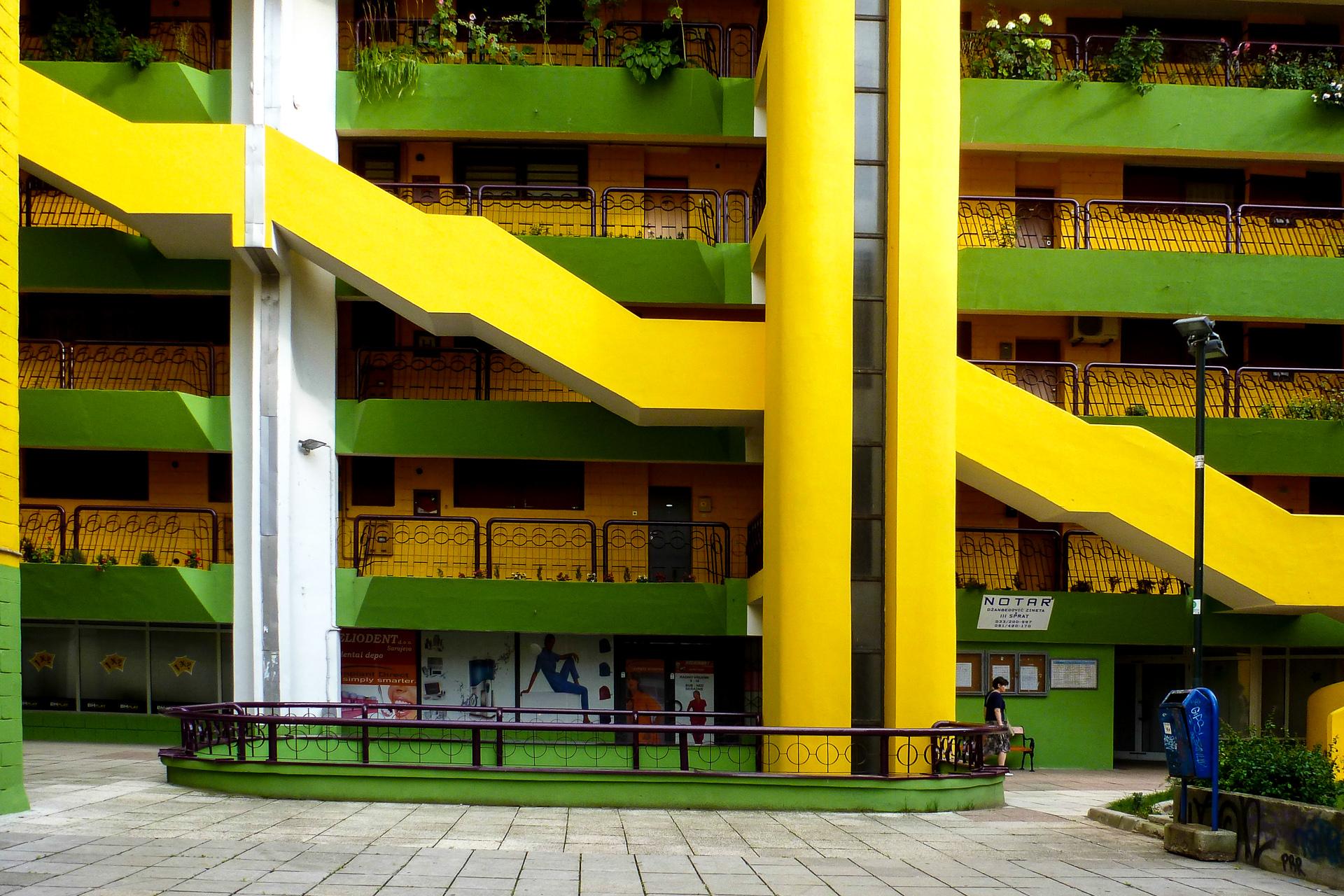 Sarajevo (Foto Béatrice BDM, Flickr)