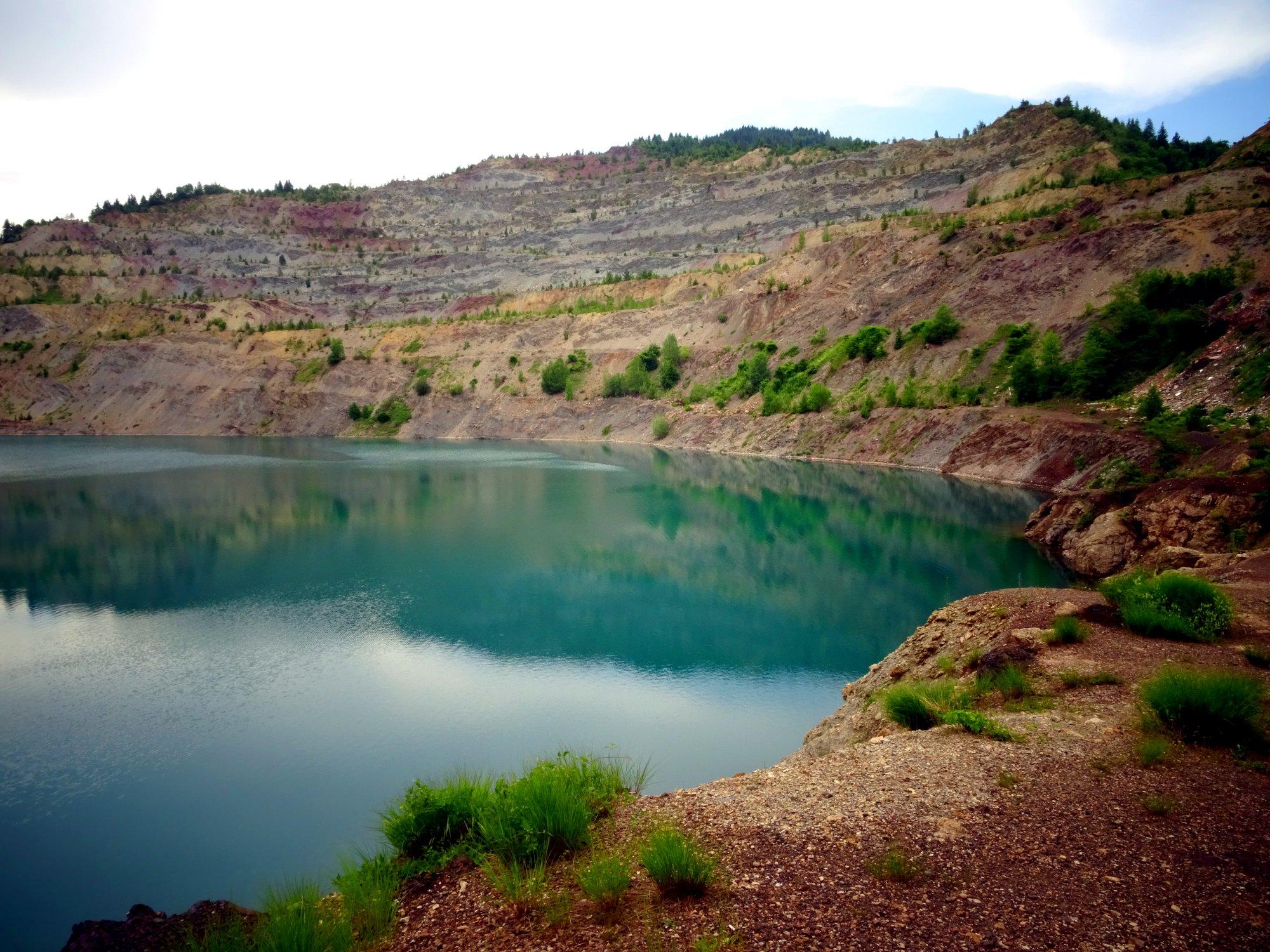 Il lago Nula, foto di Marco Ranocchiari