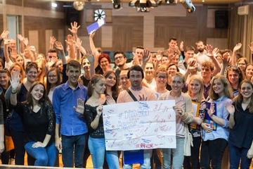 Jajce, iniziativa La nostra scuola - foto Gradjanska Inicijativa Nasa Skola.jpg