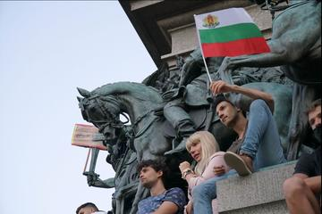 Proteste in Bulgaria contro il premier Boyko Borisov - fmartino/OBCT