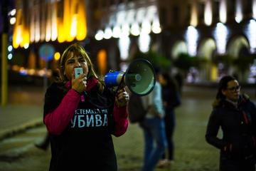 Proteste a Sofia - PhotoDelusion/shutterstock