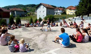 Ipsia, campi estivi Terre e libertà 2016