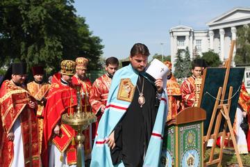 Cerimonia religiosa a Kiev - © vodograj/Shutterstock