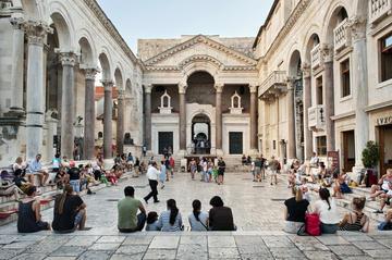 Spalato, Tempio di Diocleziano (© Jazzmany/Shutterstock)