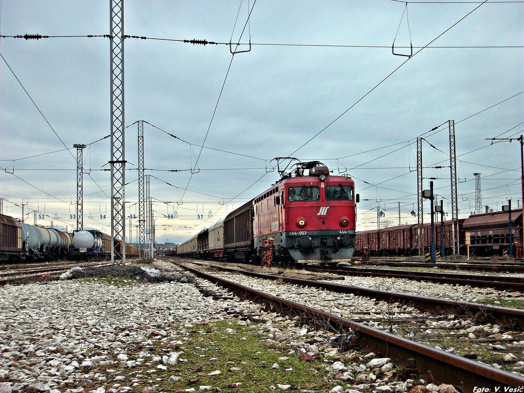 Ferrovie Serbia
