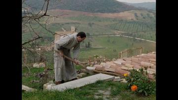 """Una scena del film """"Un piccolo monastero in montagna"""""""