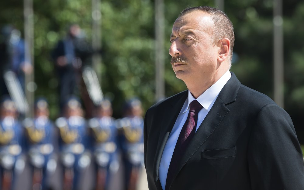 Ilham Aliyev - © Drop of Light/Shutterstock