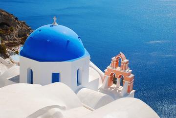Santorini - Pixabay