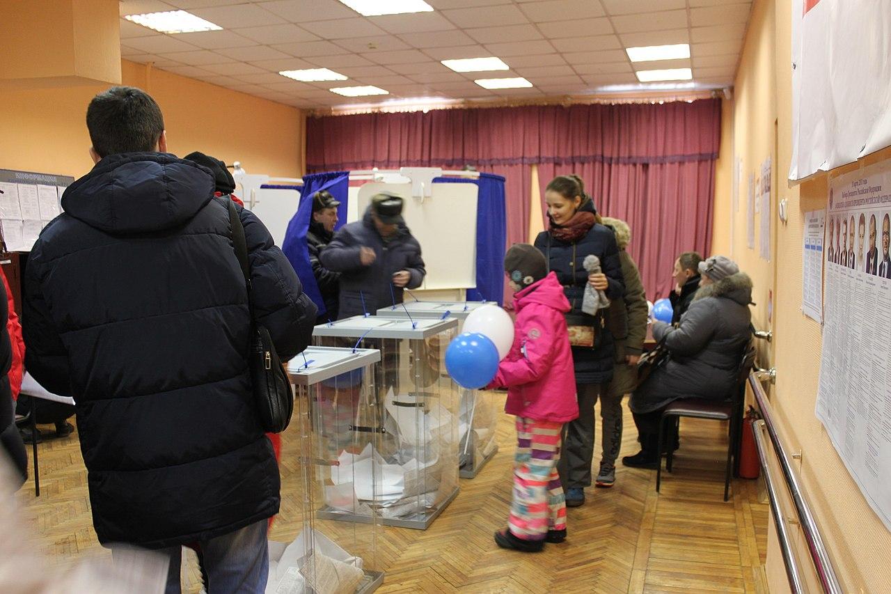 Elezioni presidenziali in Russia - DonSimon/Wikimedia