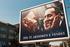 Cartellone inneggiante ad Haradinaj, Pristina - Francesco Martino/OBCT