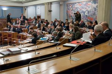 Parlamento montenegrino (foto Skupstina Crne Gore)