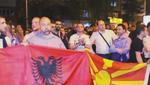 Proteste a Skopje