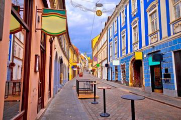 In centro a Zagabria (© xbrchx/Shutterstock)