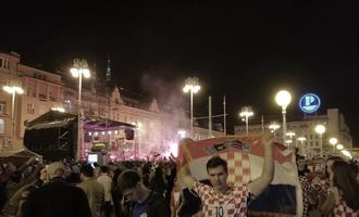 In piazza a Zagabria - Giovanni Vale
