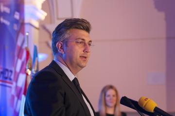 Andrej Plenković (foto G. Vale)