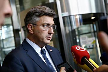 Il primo ministro Andrej Plenković (foto © Alexandros Michailidis/Shutterstock)