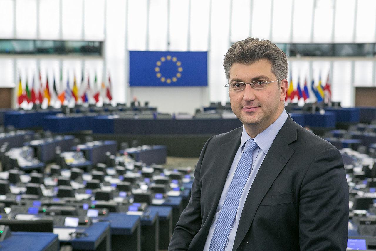 Andrej Plenković (wikimedia)