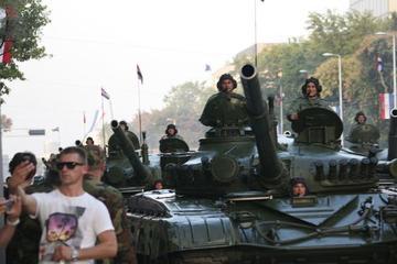 Zagreb vojna parada - Fotka @LaetiMoreni