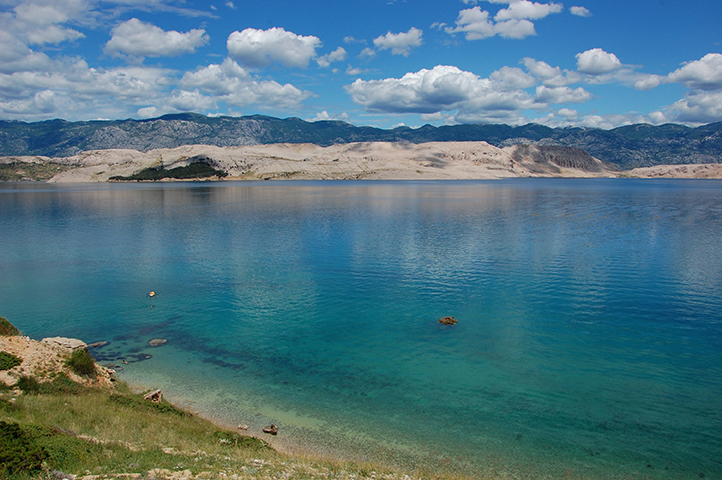 Island of Pag (photo by L. Zanoni)