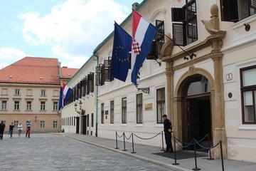 Zagabria, il parlamento - foto N.Corritore.JPG