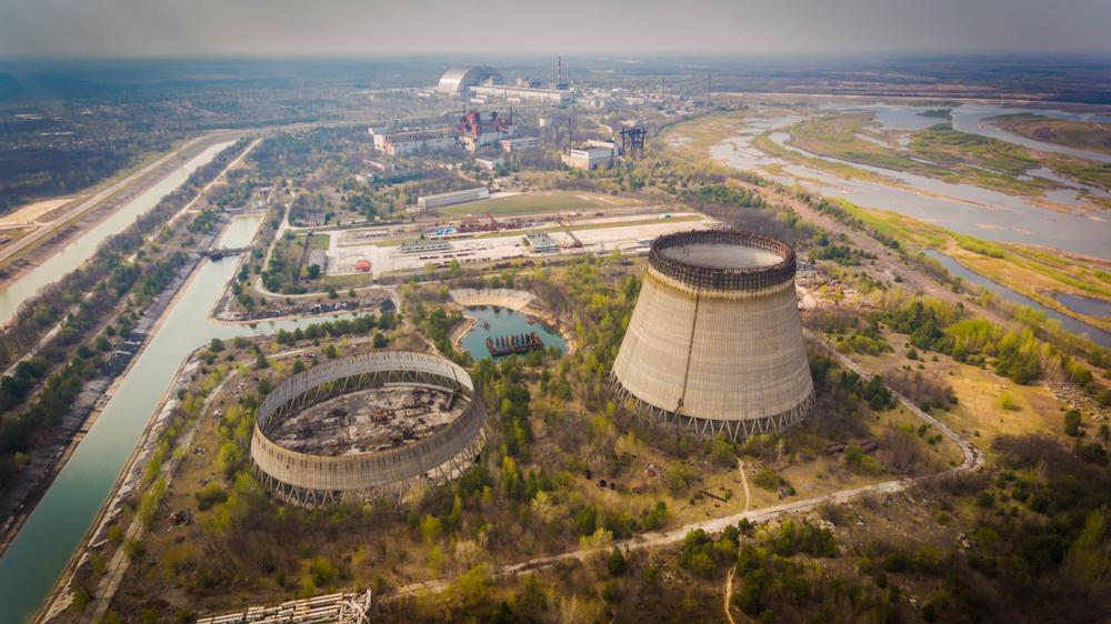 Chernobyl (foto © lux3000/Shutterstock)