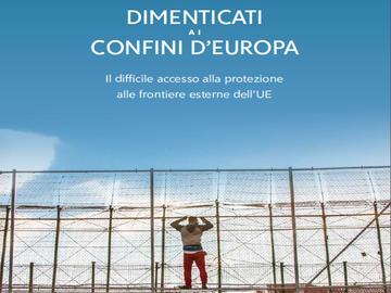 Dimenticati ai confini d'Europa, copertina ricerca Centro Astalli 2018.jpg