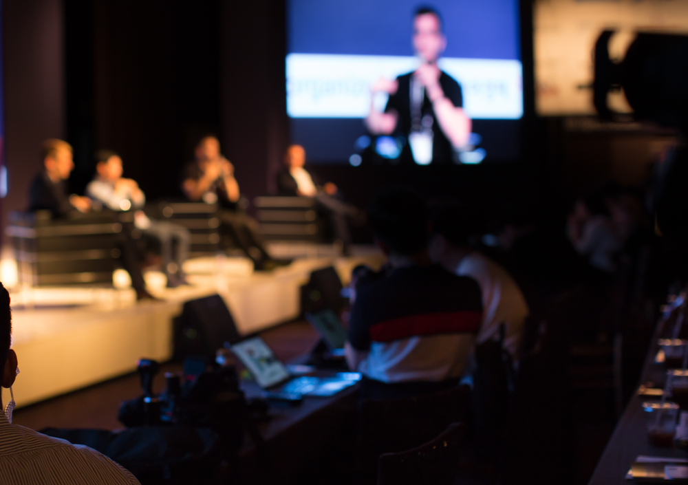 Una conferenza