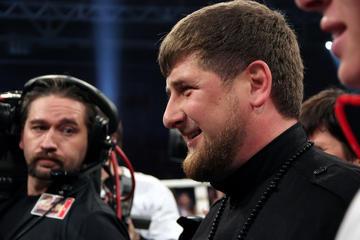 Il capo della Cecenia Ramzan Kadyrov