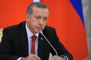Il presidente turco Recep Tayyip Erdoğan (foto wikimedia)
