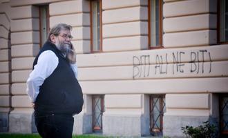 Ervin Hladnik Milharčič- foto Stefano Lusa