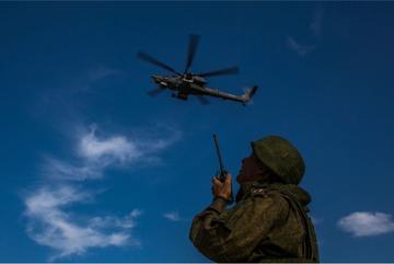 Esercitazioni dell'esercito russo - ©  Vectorkel/Shutterstock