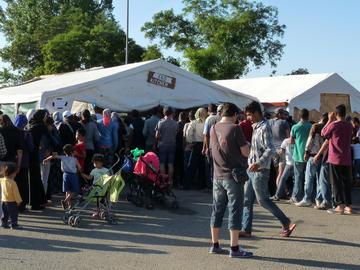 Campo profughi in Grecia - foto Frantisek Trampota, Flickr.com.jpg