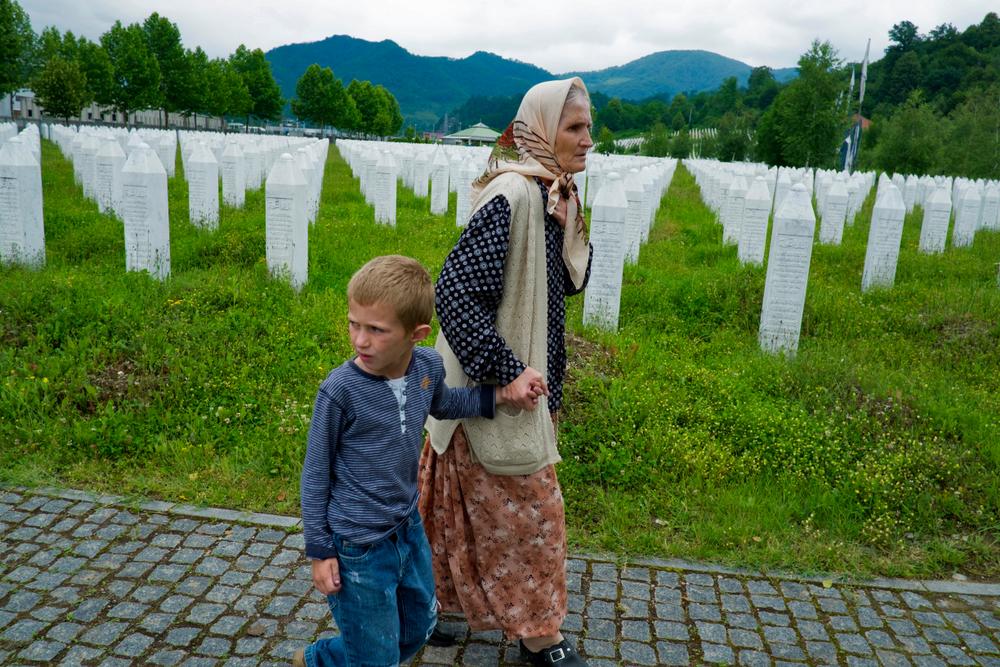 Srebrenica, 2013 (© umut rosa / Shutterstock.com)