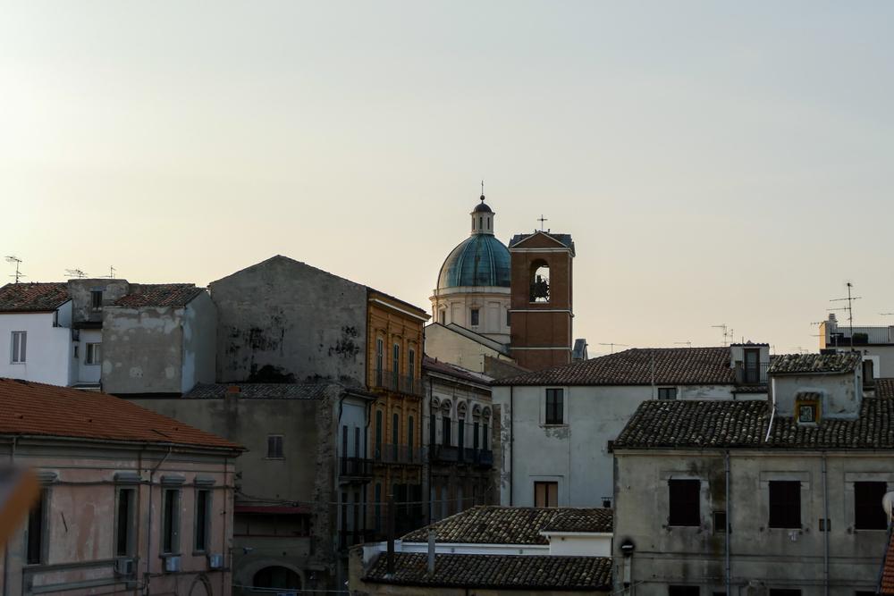 Uno scorcio del centro storico di Ortona, Abruzzo (© underworld/Shutterstock)