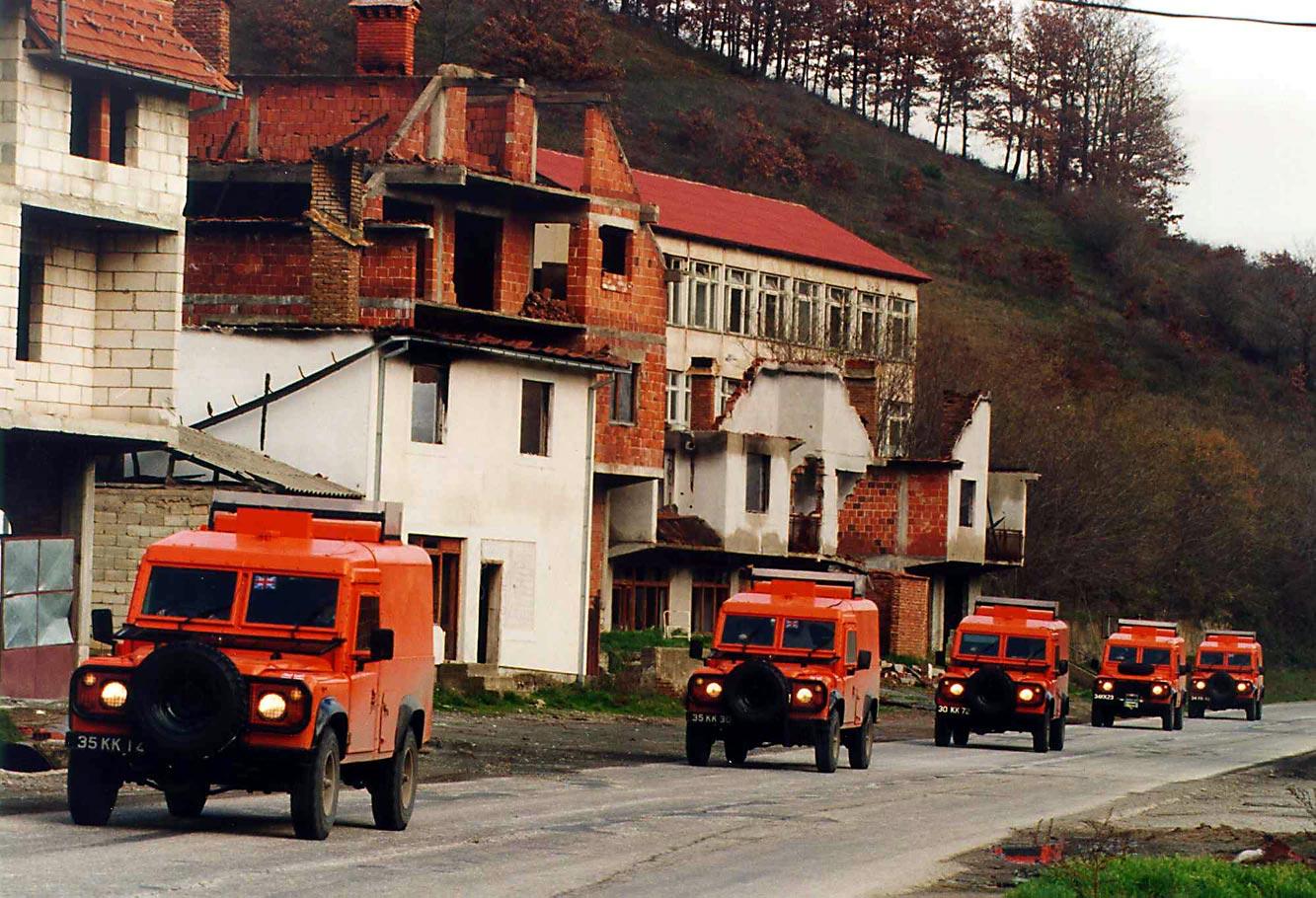 Missione di verifica OSCE in Kosovo, 14 novembre 1998 - Bela Szandelszky/OSCE