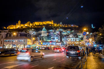 Tbilisi - © Tomasz Jocz/Shutterstock