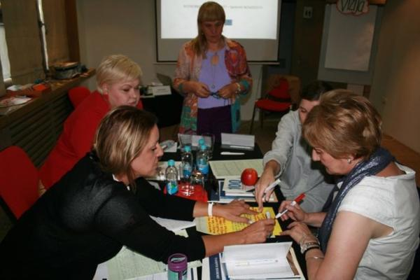 One of the meetings of the Female Journalists Network BH (Photo BHJA)