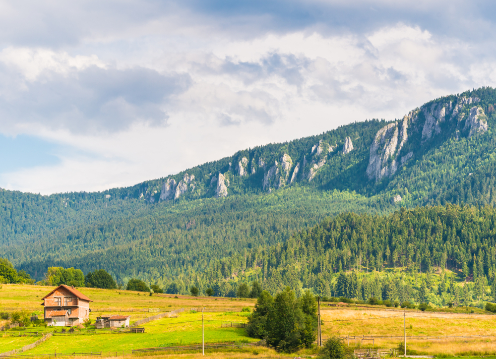 Colline bosniache (© Olga Kot Photo/Shutterstock)