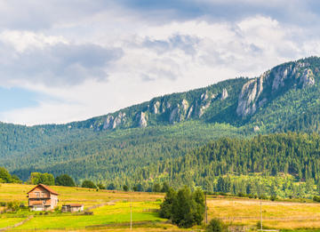 Colline bosniache (© Olga Kot Photo/Shutterstock)