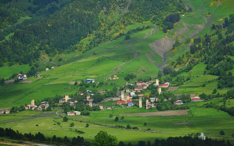 Basso Svaneti - Georgia (foto di orientalizing/flickr)