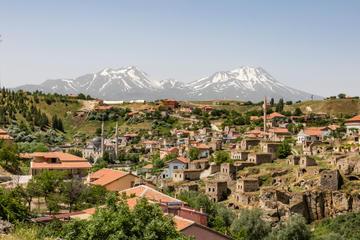 Ihlara, villaggio in Turchia (© yilmazsavaskandag/Shutterstock)