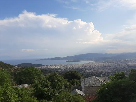 Volos from the Pelion - E.Krithari/OBCT