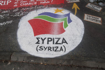 Syriza - thierry ehrmann/flickr