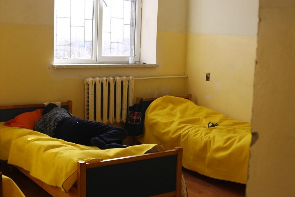 Il Centro mentale di Gyumri (Armine Avetisyan / OC Media)