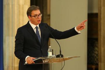 Aleksandar Vučić (foto ©Fotosr52 /Shutterstock)