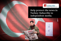 I Subscribe – to support independent journalism in Turkey